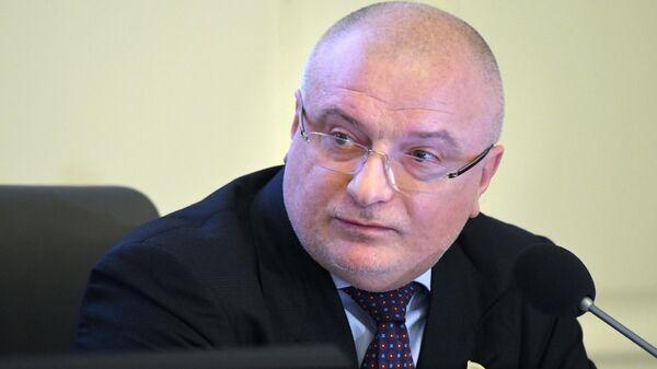 Глава комитета Совета Федерации по конституционному законодательству и госстроительству Андрей Клишас
