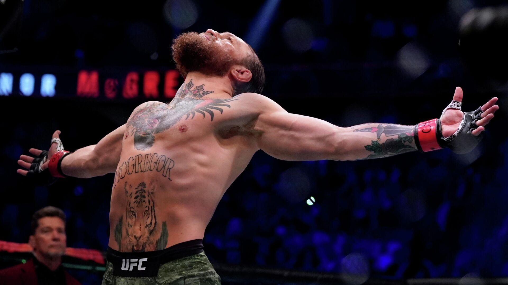 Боец UFC Конор Макгрегор - РИА Новости, 1920, 23.11.2020