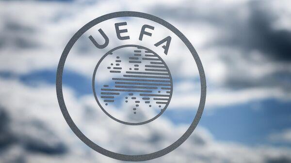 Логотип УЕФА