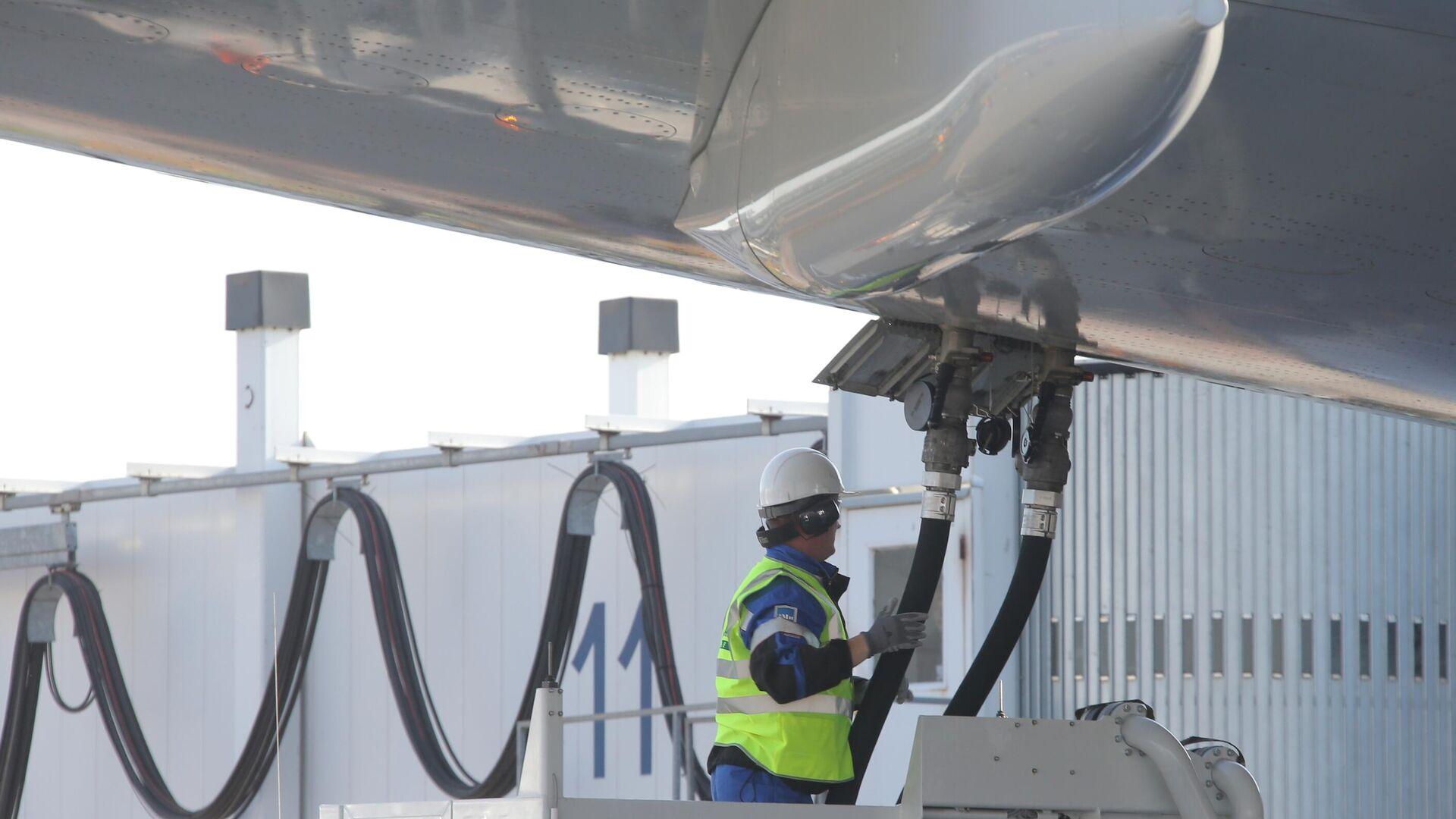 В ФАС рассказали о работе по сдерживанию роста цен на авиакеросин