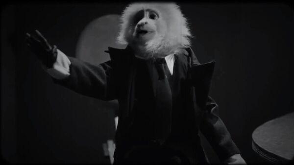 Кадр из короткометражки Дэвида Линча What Did Jack Do?