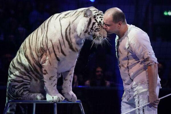 Международный цирковой фестиваль в Монте-Карло