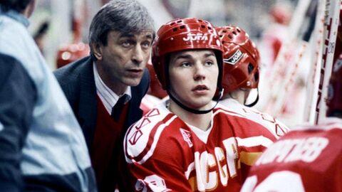 Хоккеист Дмитрий Христич