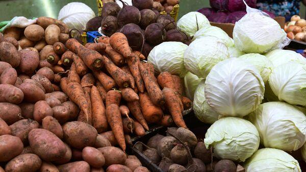 Китай вновь прекратил поставки овощей в Приморье
