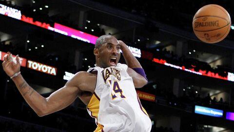 Пятикратный чемпиона НБА Коби Брайант