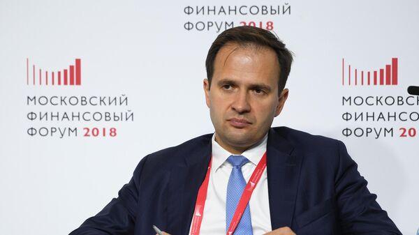 Заместитель министра финансов Павел Кадочников