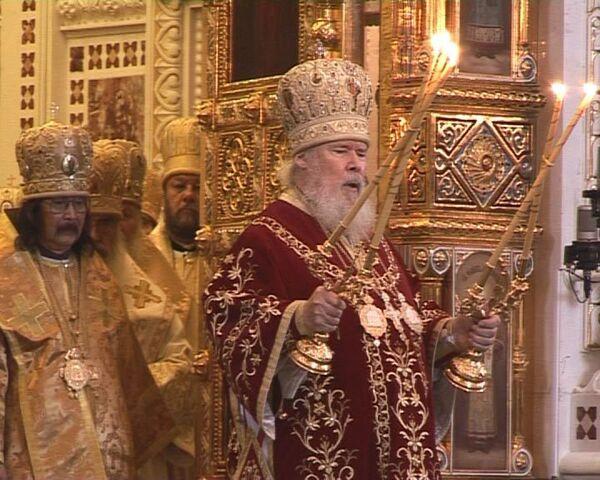 Последний год жизни Патриарха Алексия Второго