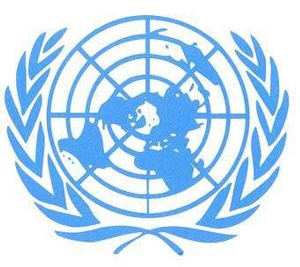 ООН - логотип
