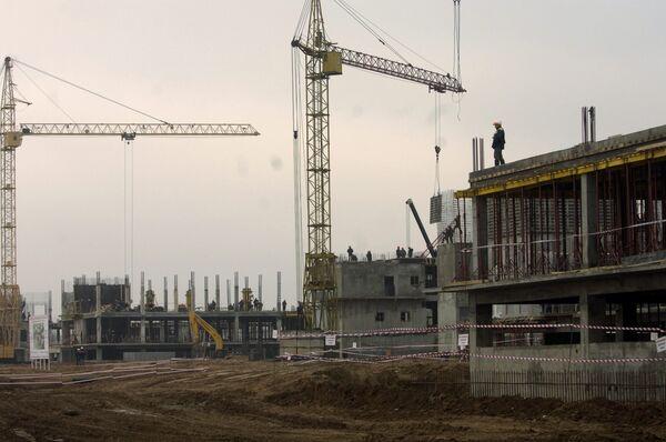 Энергоэффективный квартал появится на севере Москвы к 2014 году