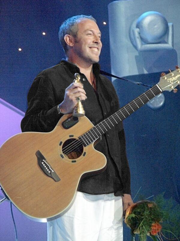 Андрей Макаревич, номинант премии Обложка года - 2002