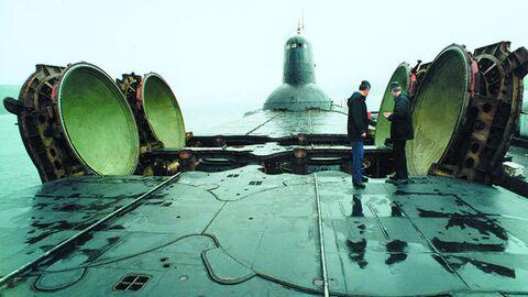АПЛ проекта 941 Акула
