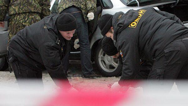 Преступники, ограбившие на 267-м километре федеральной трассы Дон в Тульской области кассира банка на 43 миллиона рублей, следили за его машиной от Ростова-на-Дону