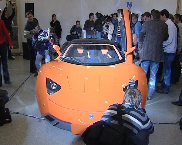 Гоночный трансформер. Marussia – уникальный  российский спорткар