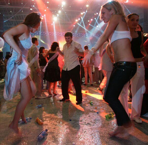 Состояние пострадавшего на дискотеке на Урале удовлетворительное