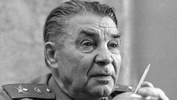 Генерал армии Маргелов