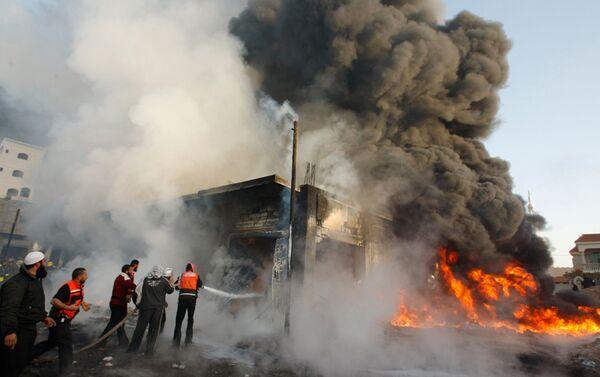 Израильская операция в секторе Газа