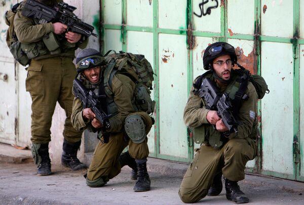 Операция Израиля в секторе Газа