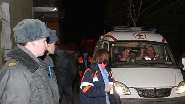 В Архангельске в жилом доме взорвался газ, есть пострадавшие