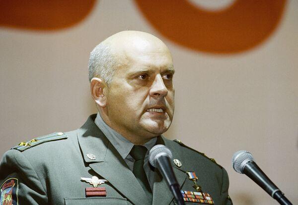 Полковник Валентин Полянский