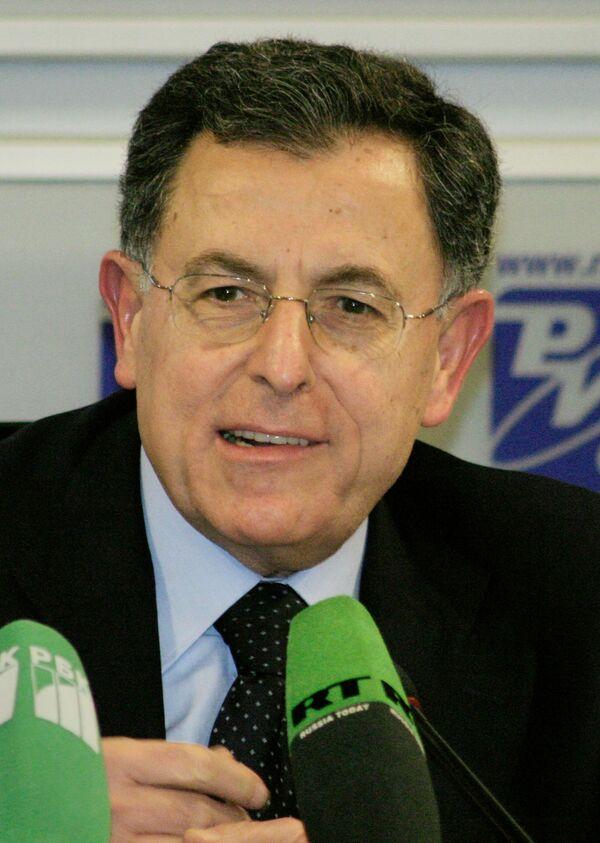 Премьер-министр Ливана Фуад Ас-Синьора