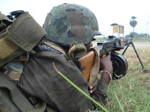 Гражданская война на Шри-Ланке