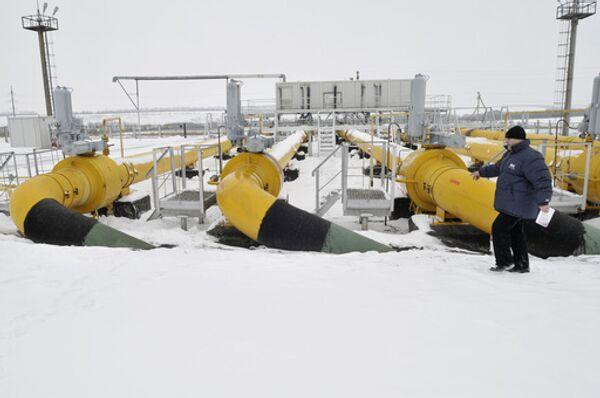 Газоизмерительная станция (ГИС)