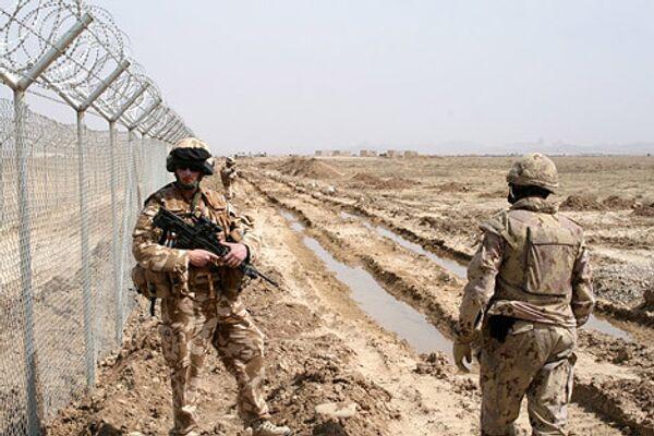 Восемь граждан США погибли при взрыве около военной базы в Афганистане