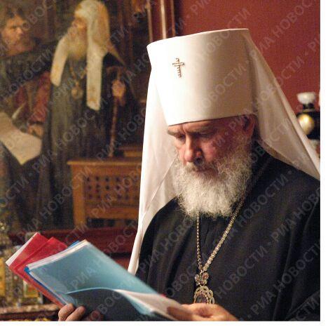 Начал работу Священный Синод Русской Православной Церкви