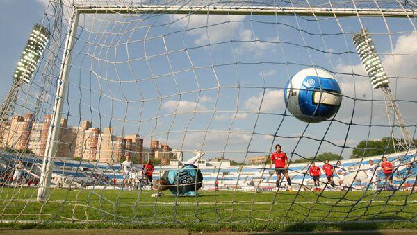 Россия даст старт заявке на проведение чемпионата мира по футболу