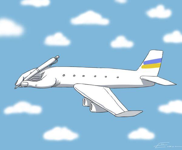Премьер-министр Украины Юлия Тимошенко в ближайшее время вылетит в Москву для участия в подписании газовых контрактов