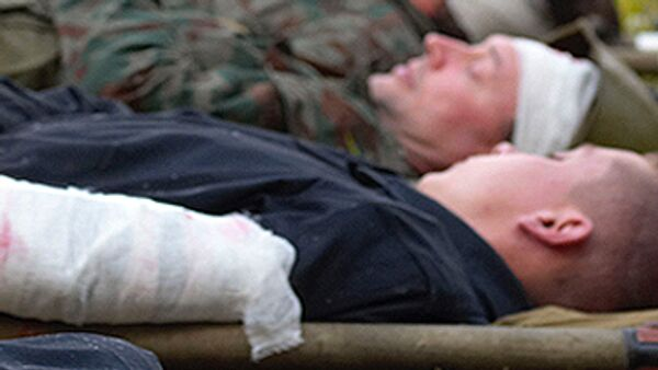 Двое военных РФ ранены на границе Южной Осетии и Грузией
