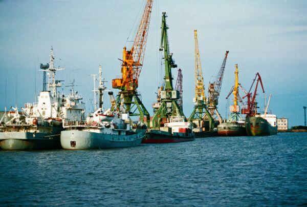 КНДР освободила российское судно Омский-122, задержанное 17 февраля