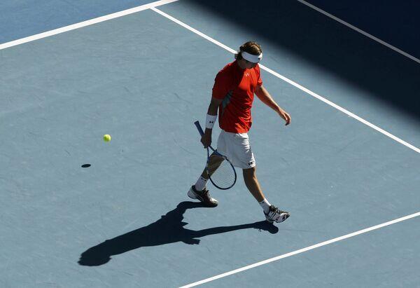 Российский теннисист Игорь Андреев