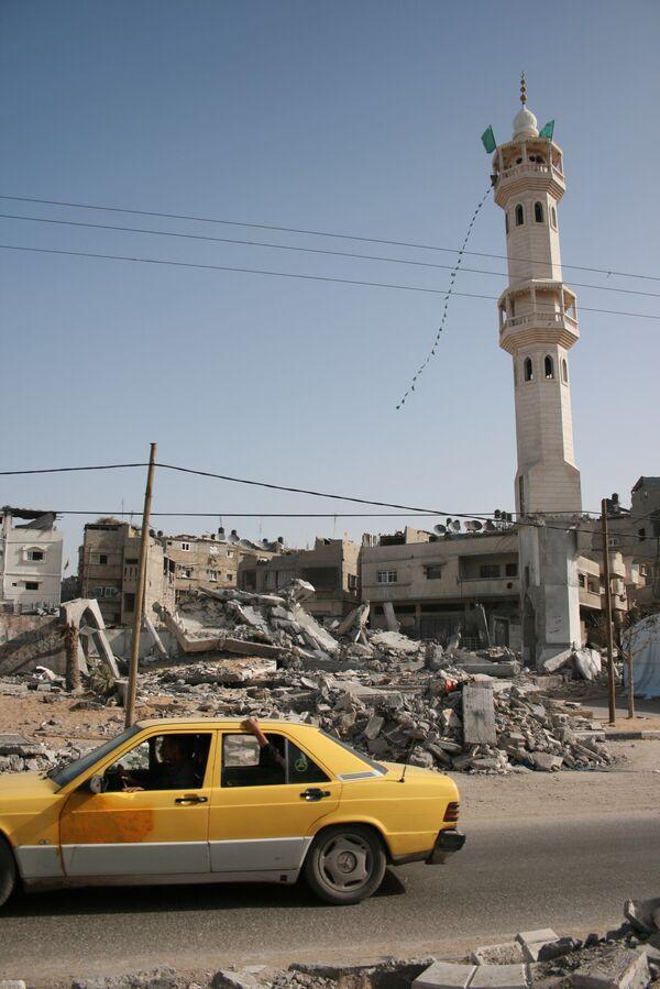 Россия подтверждает свое участие в конференции по восстановлению Газы