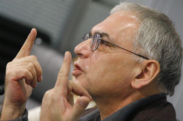 Председатель комиссии Общественной палаты РФ по культуре Карен Шахназаров