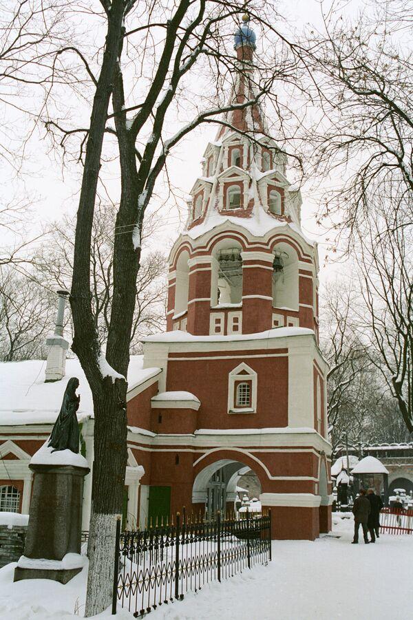 Донской монастырь. Архив