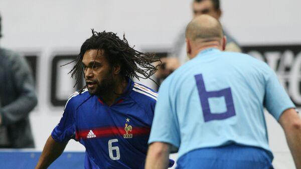Международный футбольный турнир «Кубок Легенд». Игра за 5-6 места. Голландия – Франция 9:7.