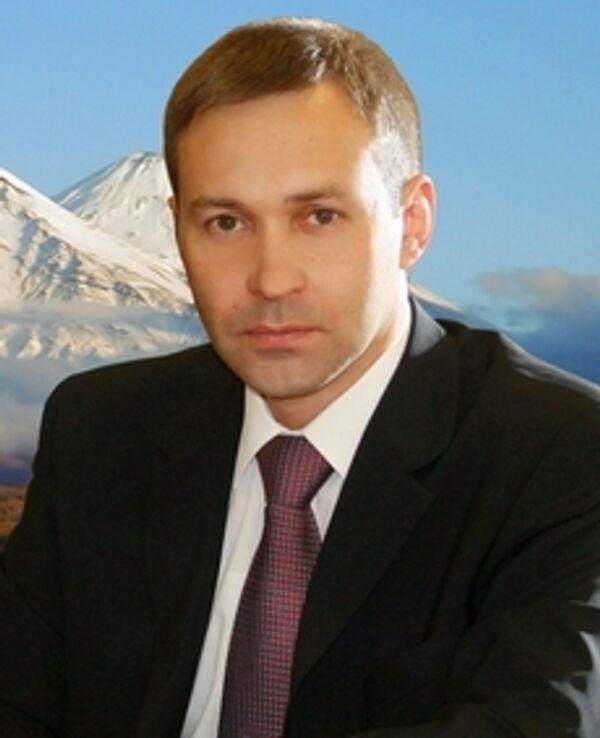 Алексей Кузьмицкий губернатор Камчатского края