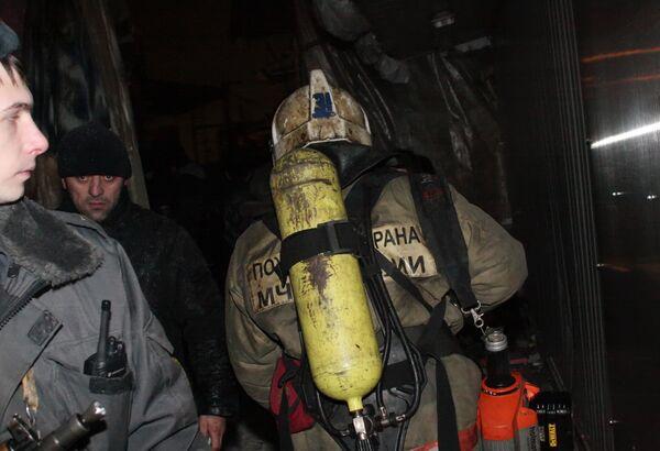 Пожар в здании УБЭП в Ростове-на-Дону ликвидирован, пострадавших нет