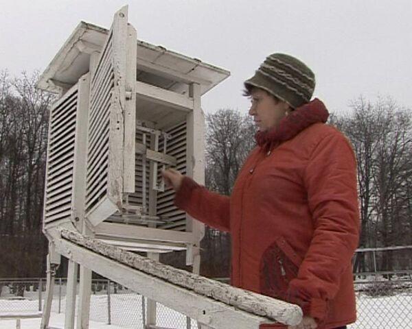 Ведро, волосы блондинки и термометр – секреты метеорологов
