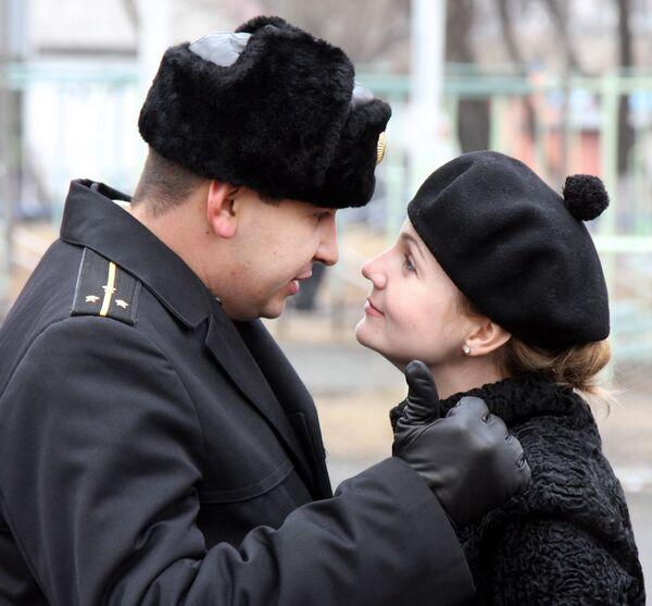Россияне стали менее влюбчивыми - опрос