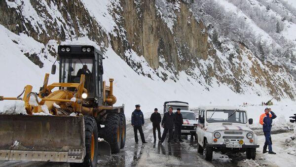 9 марта в горных и предгорных районах Северной Осетии ожидается усиление южного ветра