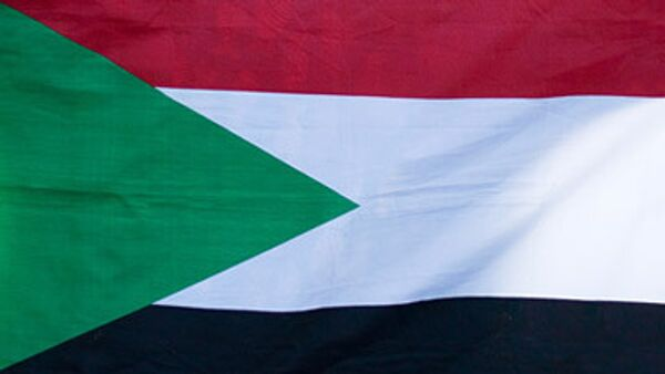Флаг Судана