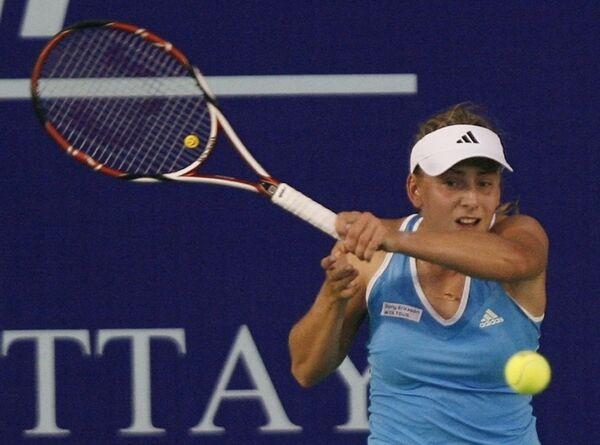 Российская теннисистка Ксения Первак