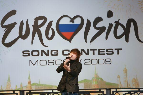 Началось зрительское телефонное и смс-голосование финала национального отбора на Евровидение-2009
