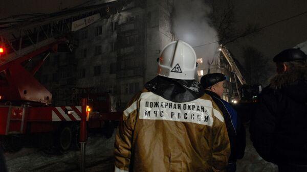 Газовый баллон взорвался в жилом доме Златоуста, где погибли 6 человек