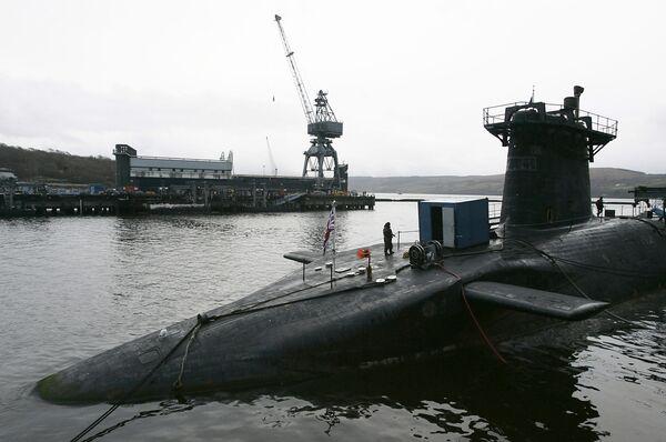 Британская АПЛ класса Vanguard