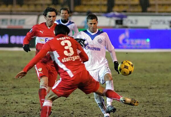 On- line трансляция футбола зенит бавария