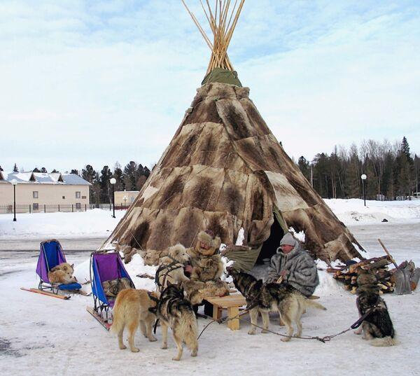 Международный фестиваль кинематографических дебютов Дух огня в Ханты-Мансийске