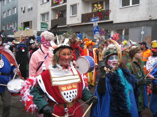Карнавал в Кельне